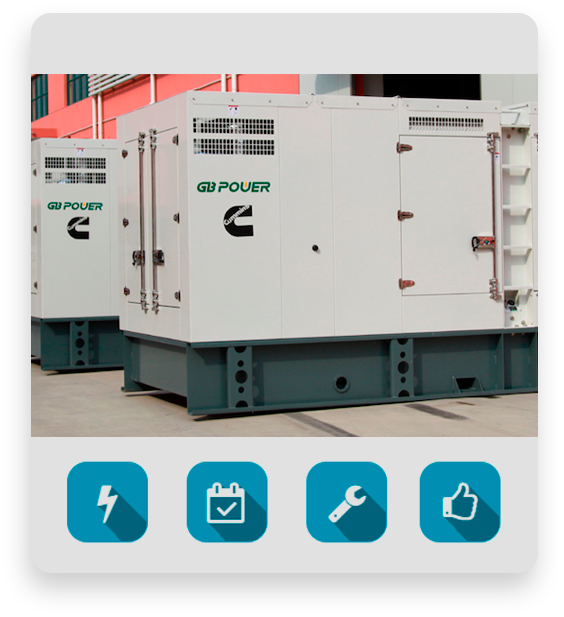 Manutenção de Gerador de Energia em SP